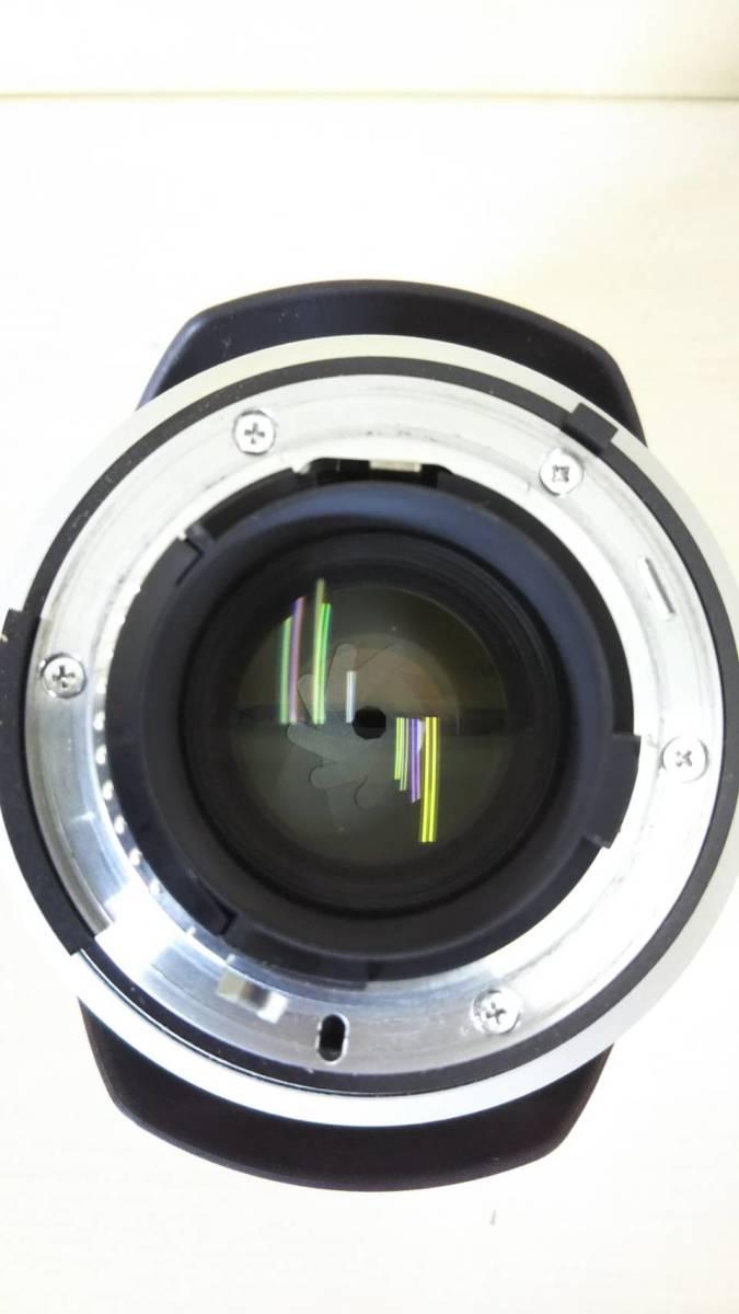 Nikon ED AF-S NIKKOR 26-70mm 1:2:8D レンズ HB-19 L37c 77mm 3点セット_画像5
