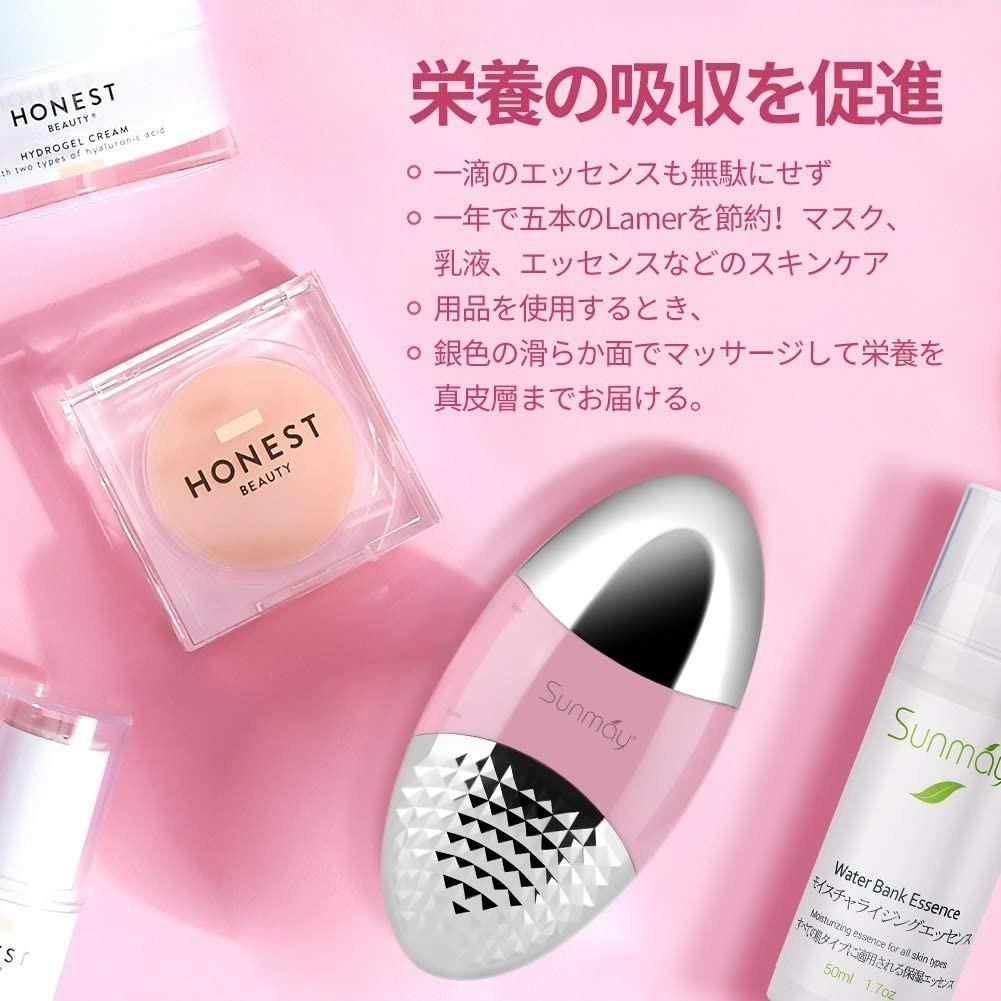 洗顔ブラシ 洗顔器 電動 洗顔マッサージ両用ブラシ フェイスブラシ 毛穴ケア