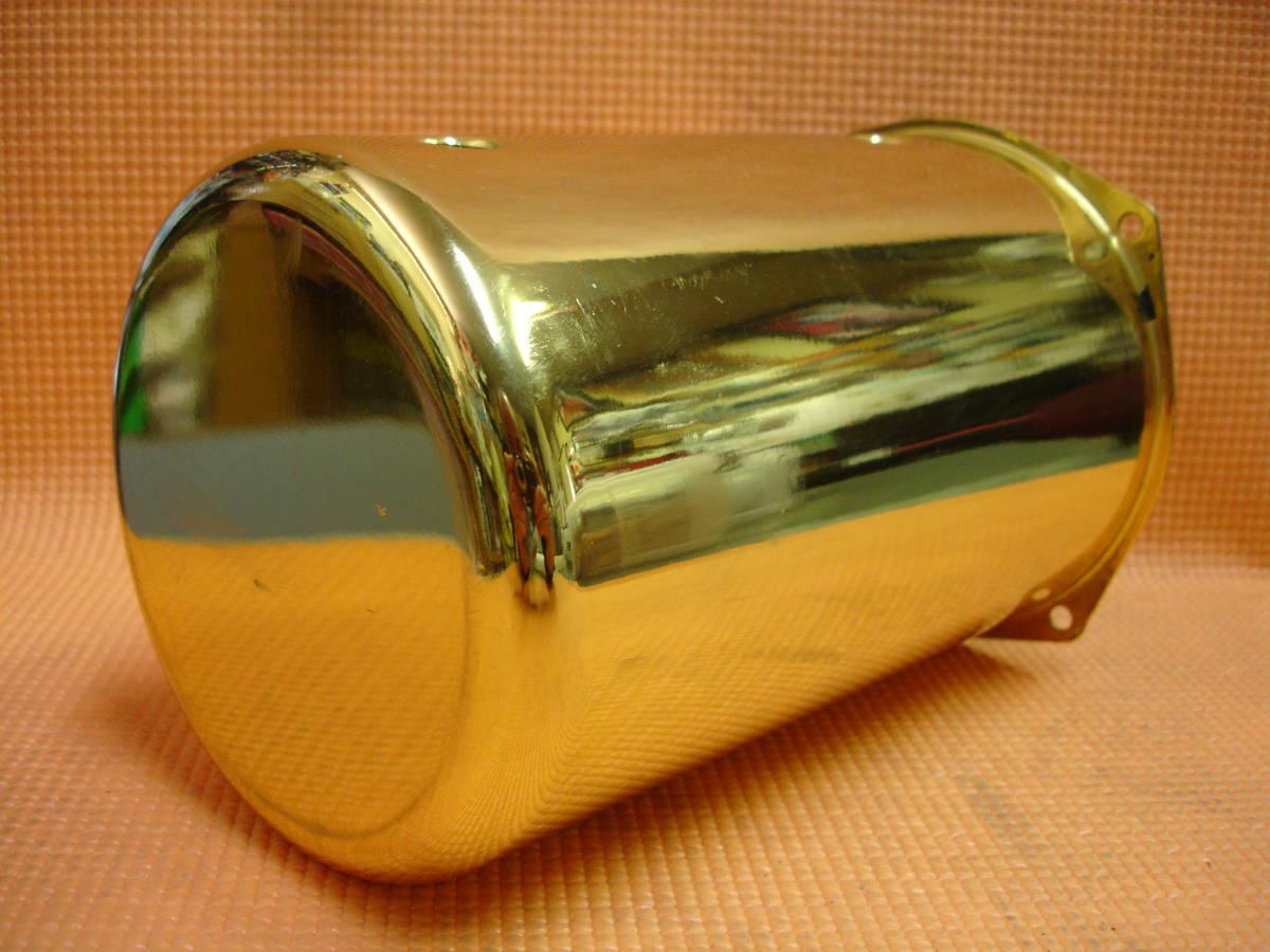 ハイドロ レギュラーサイズ ゴールド タンク インパラ キャデ タウンカー ローライダー モンテ カプリス カトラス リーガル デイトン NEW _画像1