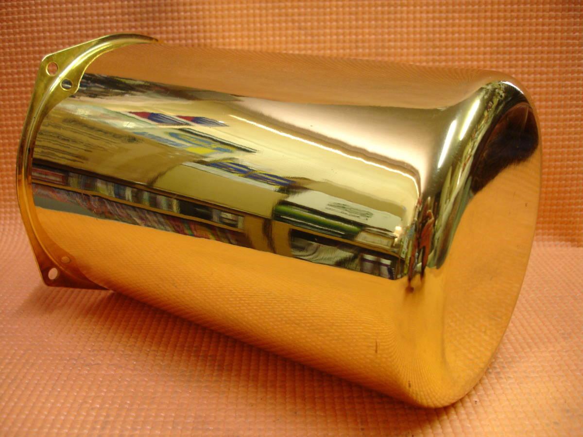 ハイドロ レギュラーサイズ ゴールド タンク インパラ キャデ タウンカー ローライダー モンテ カプリス カトラス リーガル デイトン NEW _画像2