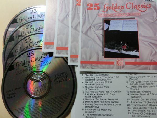 (h0704) 【4CD】クラシック100曲 [madacy]_画像1