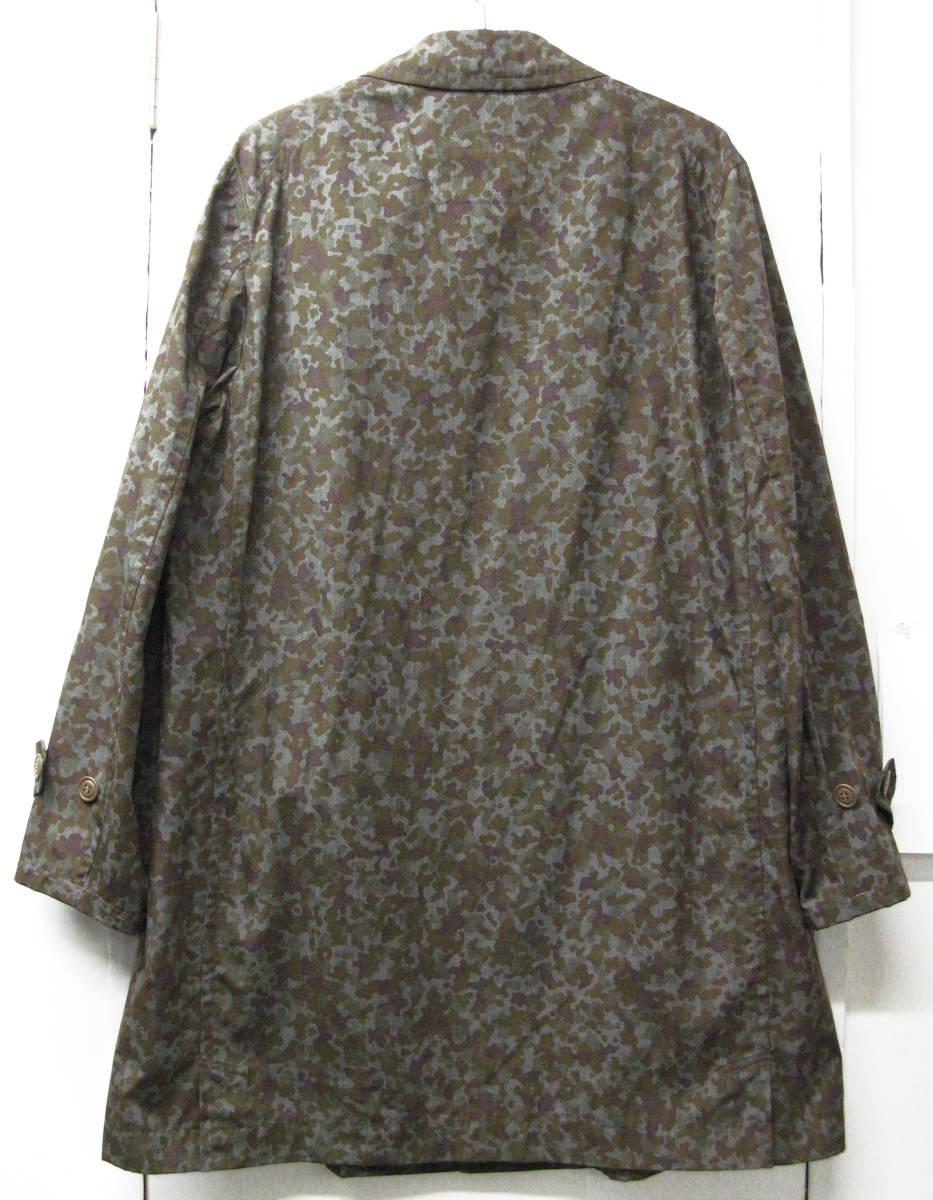 ギャルソン プリュス : 迷彩柄 薄手 コート 未使用品 ( 1997 初期 レア COMME des GARCONS HOMME PLUS vintage coat_画像2