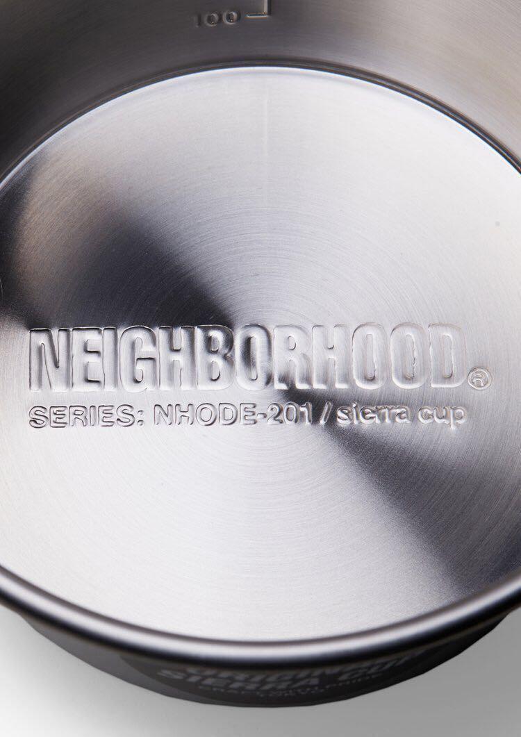 新品 即完売 ネイバーフッド シェラカップ L neighborhood sierra l ss-cup 600ml キャンプ アウトドア ヘリノックス helinox ステンレス