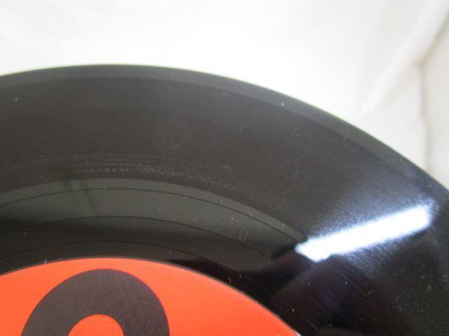[200409127] ザ・スプートニクス A面 銀河のかなたに B面 ジョイズ・ソング EP レコード DP-1492 日本グラモフォン株式会社 【中古】_画像6