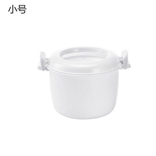 D042 ポータブル電子レンジオーブン炊飯器 多機能スチーマー蒸し道具_画像4