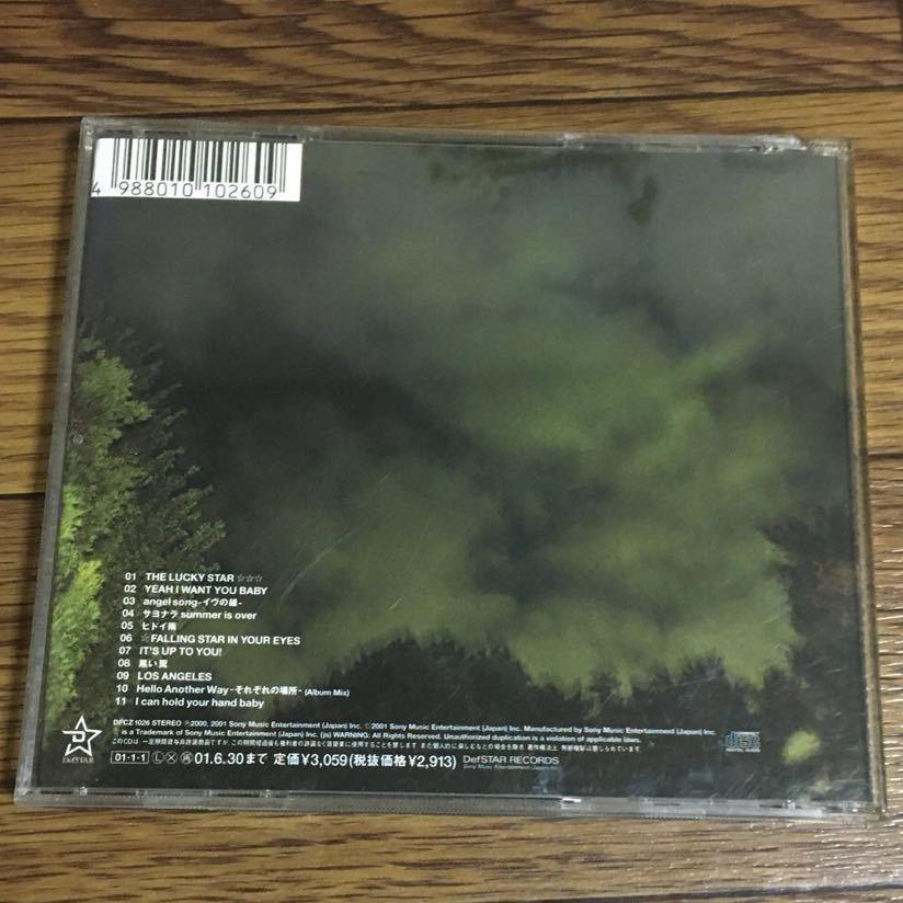 the brilliant green ザ・ブリリアントグリーン CDアルバム3枚セット ■the brilliant green /Los Angeles /TERRA2001_画像6