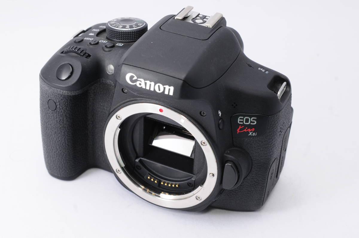 ※L45R Canon EOS kiss X8i キャノン デジタル一眼レフカメラ