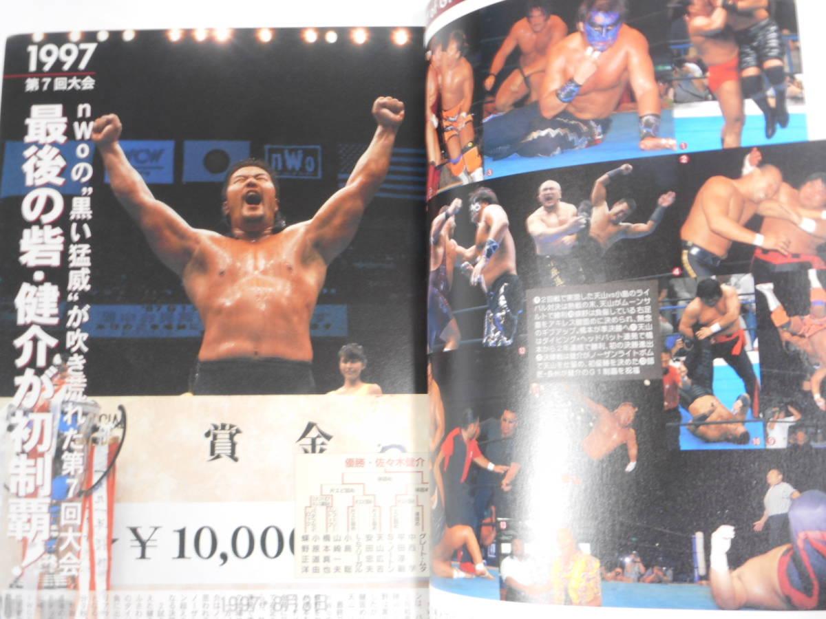 新日本プロレスG1クライマックス15年史_画像7