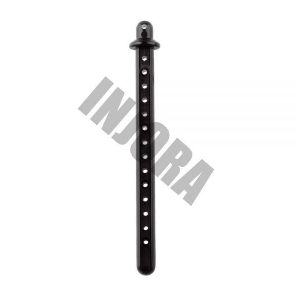 INJORA 4PCSプラスチックボディシェルポストホルダー1/10 RCクローラーカーアキシャルSCX10 II 900 S2032893313032_画像3