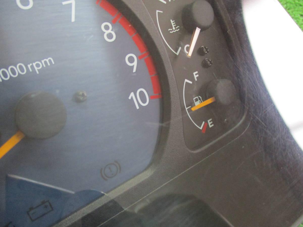 ◆保証付◆ ワゴンR MC21S MC22S ◆◆ スピードメーター ◆◆H17年/距離数:85143km/★流用可★/34100-7F6/宮城【M204204 2F Bサイズ】に_画像3