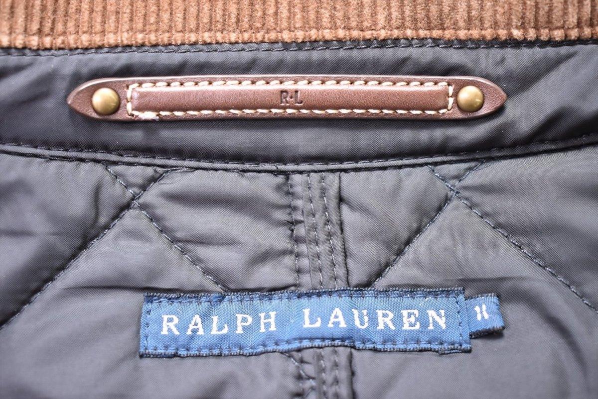 ラルフローレン キルティング コート 11 ブラック 長袖 Ralph Lauren 2004WS015_画像4