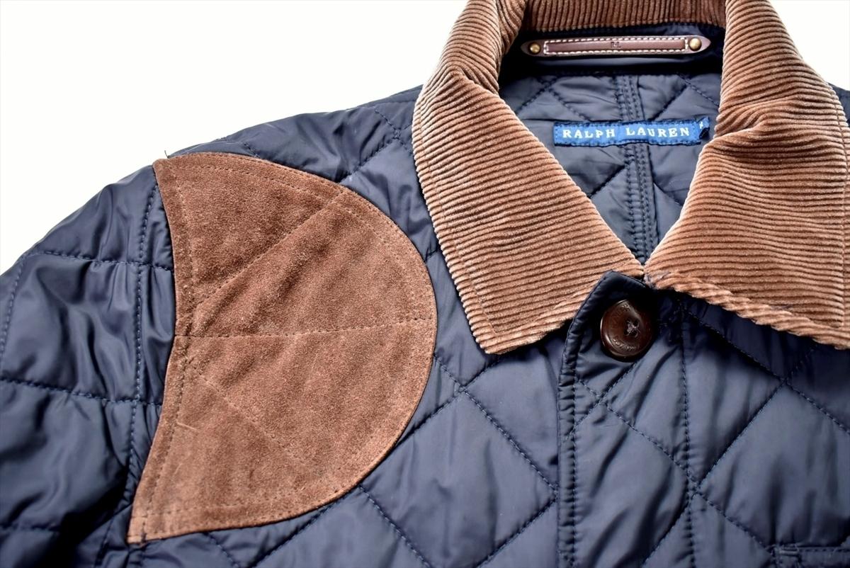 ラルフローレン キルティング コート 11 ブラック 長袖 Ralph Lauren 2004WS015_画像7
