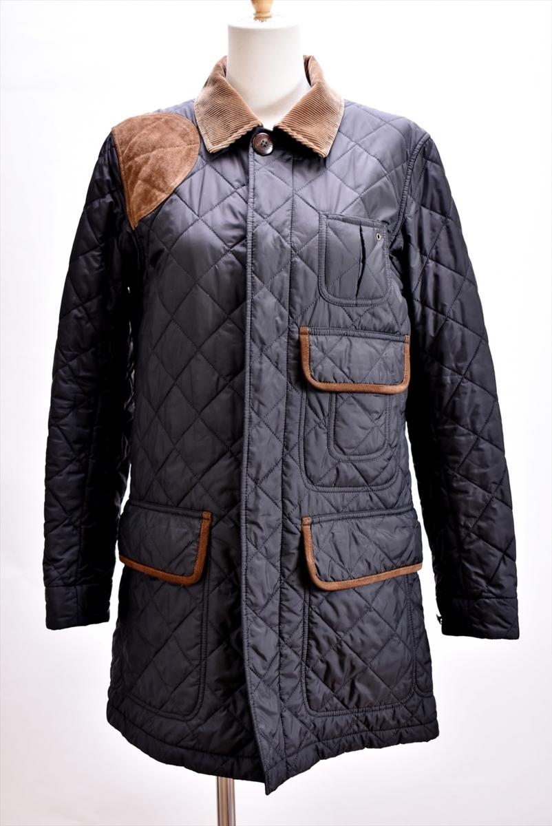 ラルフローレン キルティング コート 11 ブラック 長袖 Ralph Lauren 2004WS015_画像1