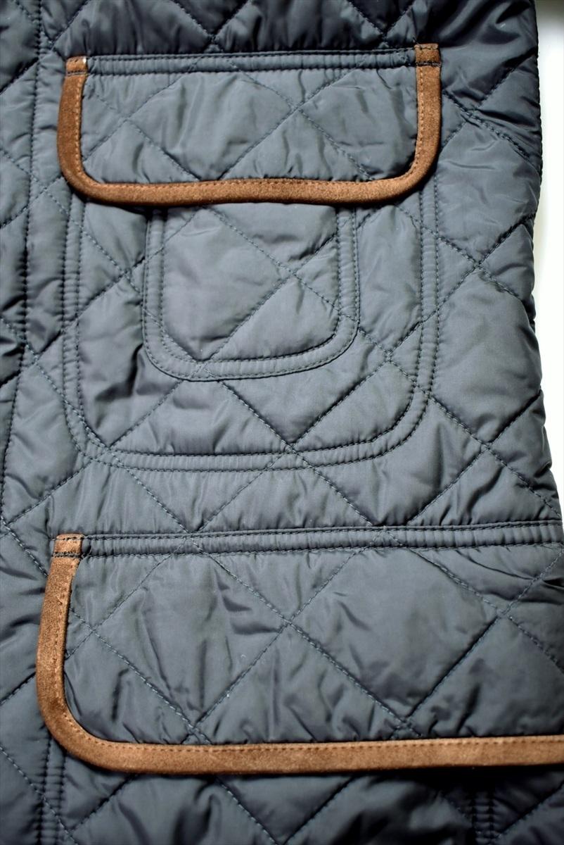 ラルフローレン キルティング コート 11 ブラック 長袖 Ralph Lauren 2004WS015_画像9
