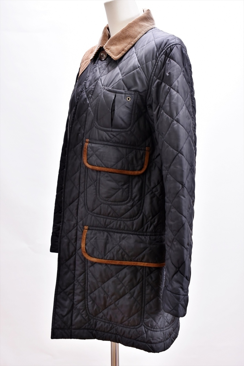 ラルフローレン キルティング コート 11 ブラック 長袖 Ralph Lauren 2004WS015_画像3