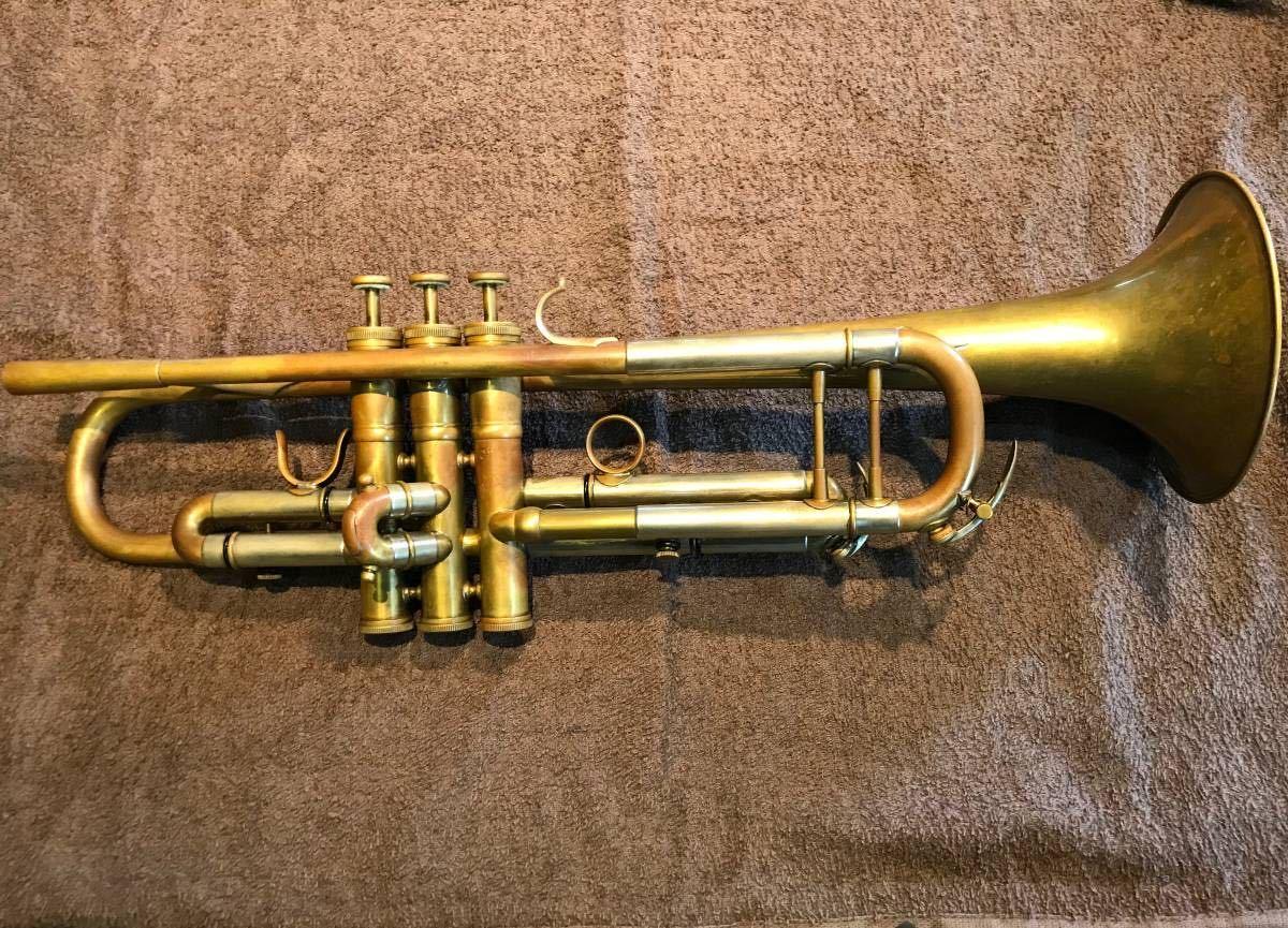 CALICCHIO(カリキオ)3/9ML Raw Brass  5200番台 値下げ再出品