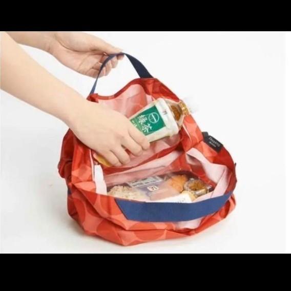 セブンイレブン シュパット [令和2年7月1日よりレジ袋有料化]セブンイレブンのエコバッグ、シュパット6Lが便利すぎるのでオススメ。[一気にたためるコンパクトバッグ]|セブンイレブンに魂を売った男