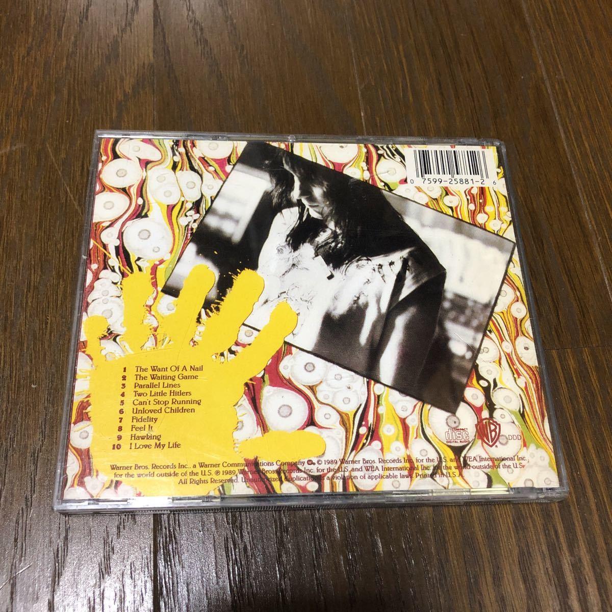 Todd Rundgren Nearly Human USA盤CD