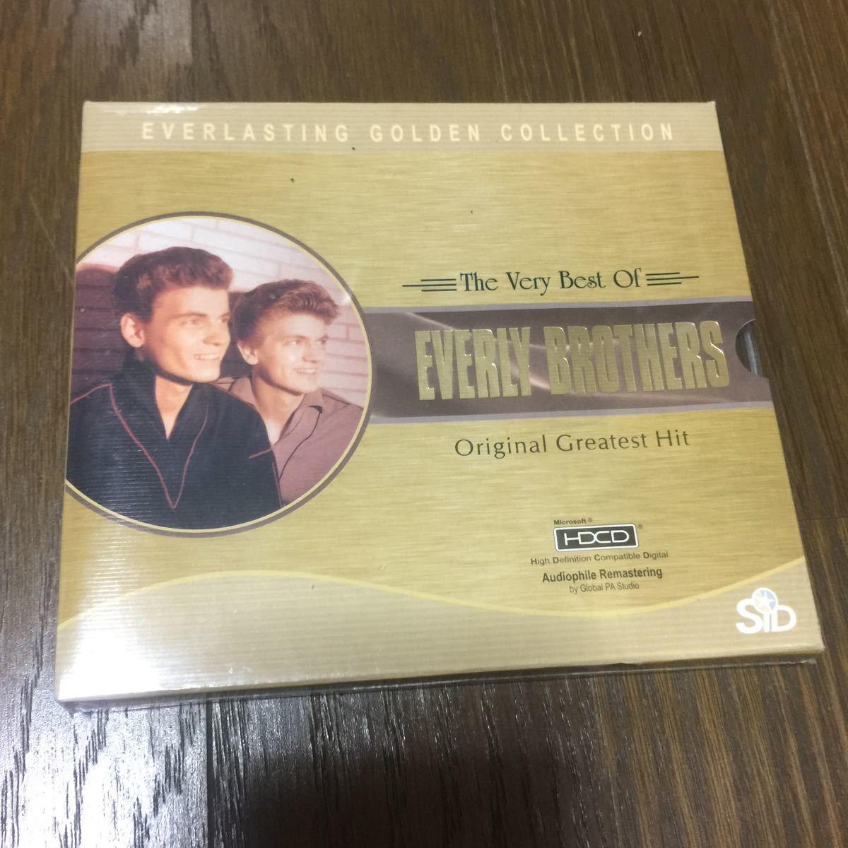 エヴァリー・ブラザーズ THE VERY BEST OF 輸入盤CD【HDCD】【シールド新品】