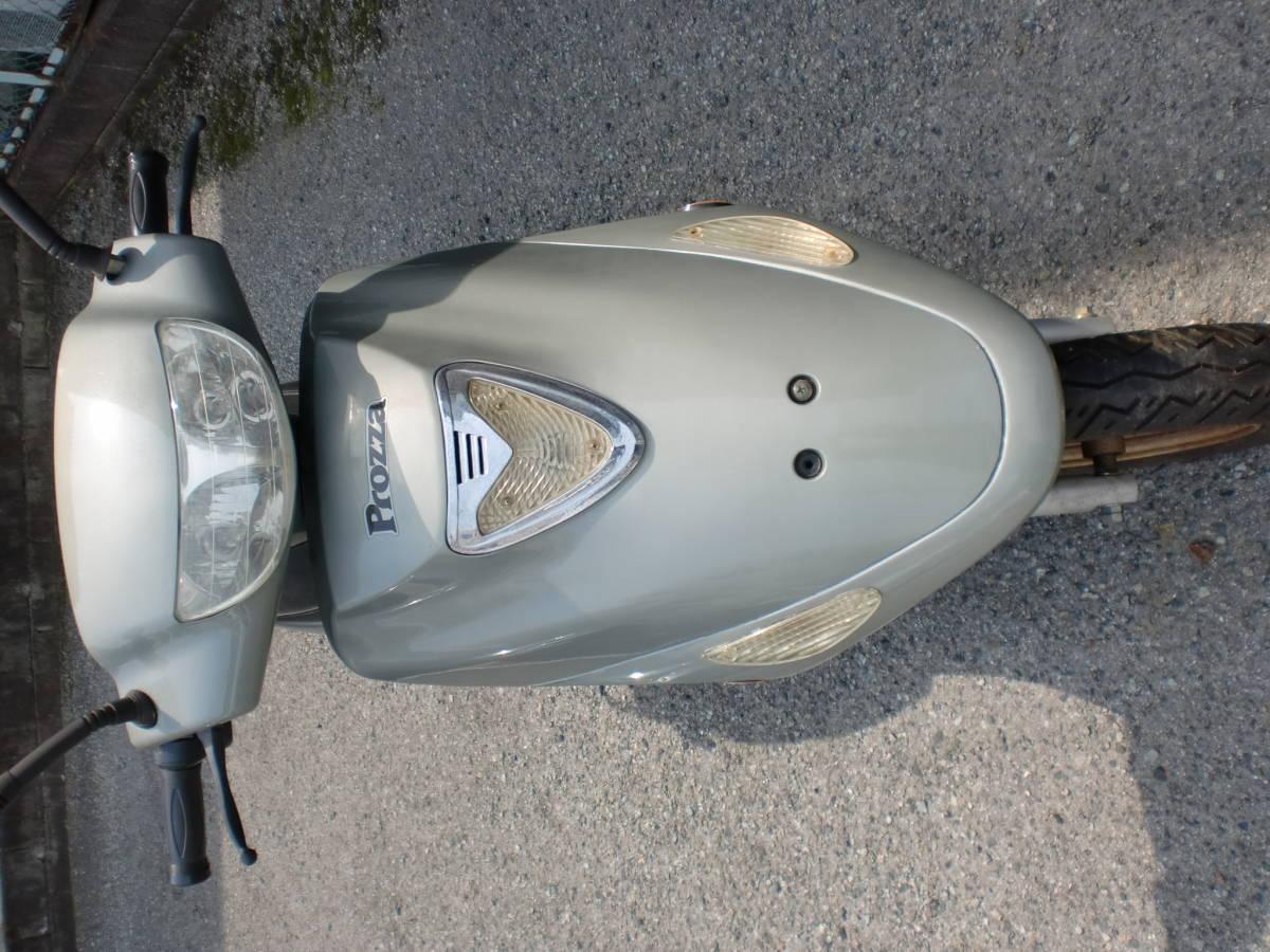 「EV-R55・電動バイク・Rrozza・キーなし 不動車 ジャンク 3N」の画像2
