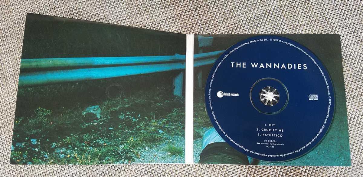 ♪THE WANNADIES ワナディーズ【HIT】輸入盤CD 2枚セット♪クラブヒット_画像4