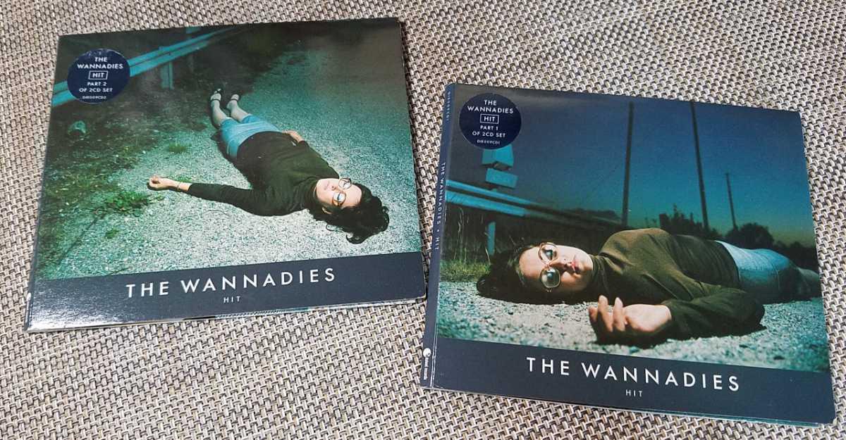 ♪THE WANNADIES ワナディーズ【HIT】輸入盤CD 2枚セット♪クラブヒット_画像1