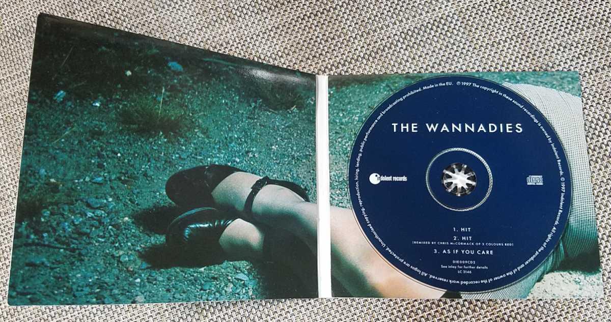 ♪THE WANNADIES ワナディーズ【HIT】輸入盤CD 2枚セット♪クラブヒット_画像2