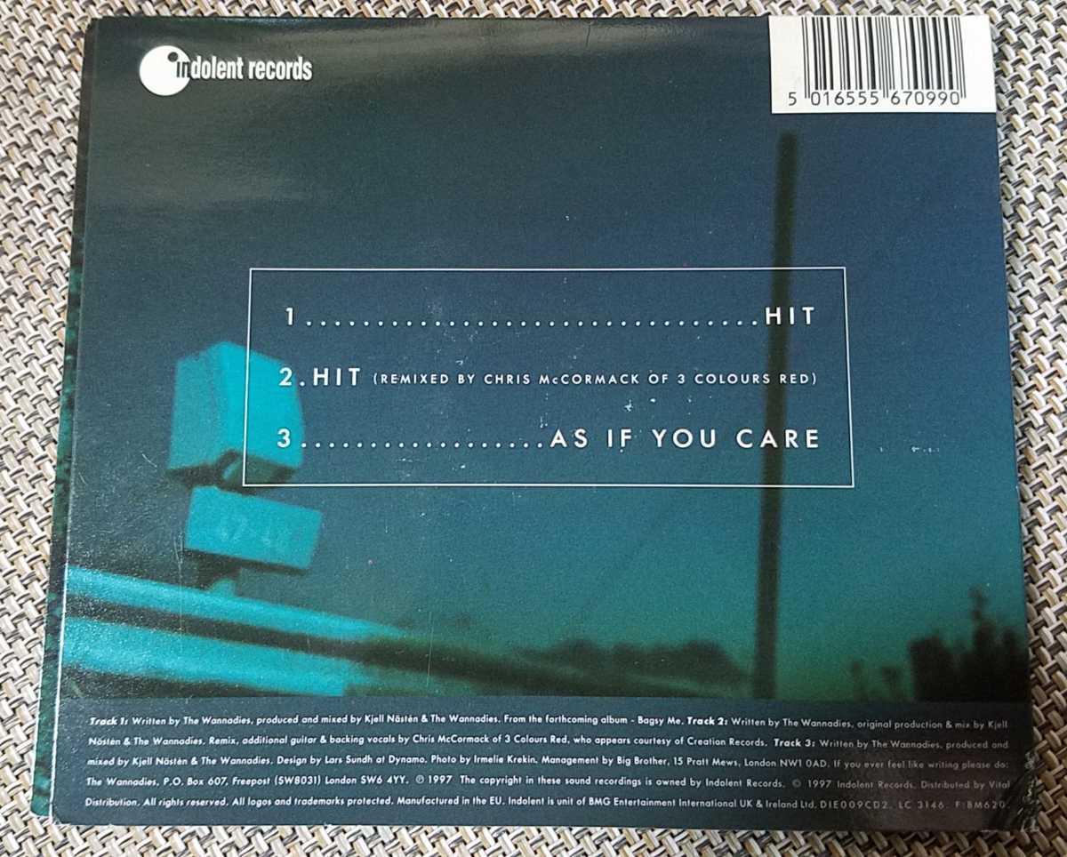 ♪THE WANNADIES ワナディーズ【HIT】輸入盤CD 2枚セット♪クラブヒット_画像3