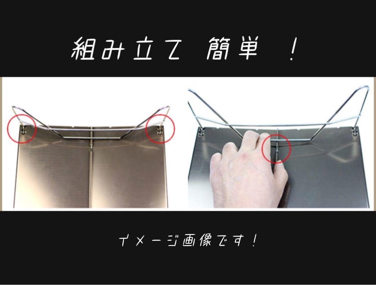 ソロテーブル お家キャンプ コンパクト 組み立て簡単!