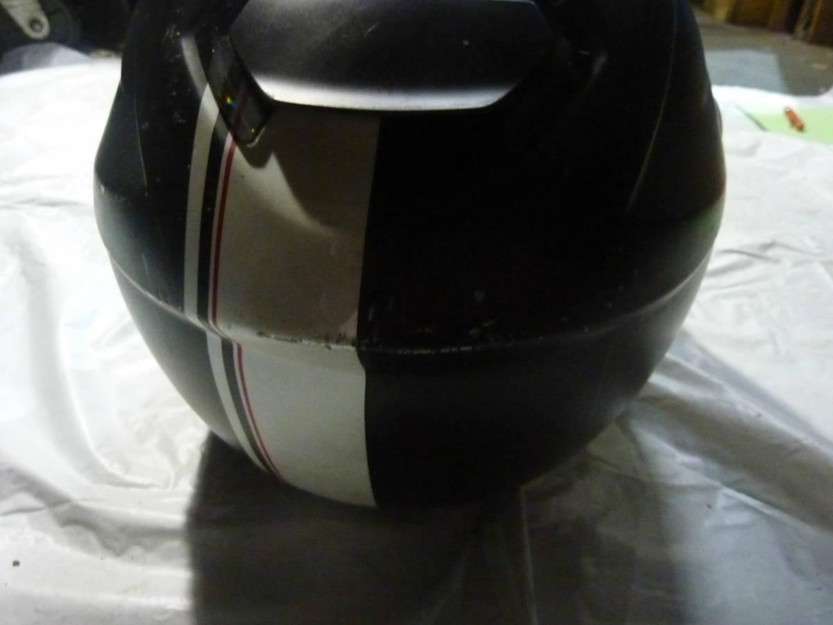 SHOEI フルフェイスヘルメット GT-Air Mサイズ ブラック_画像4