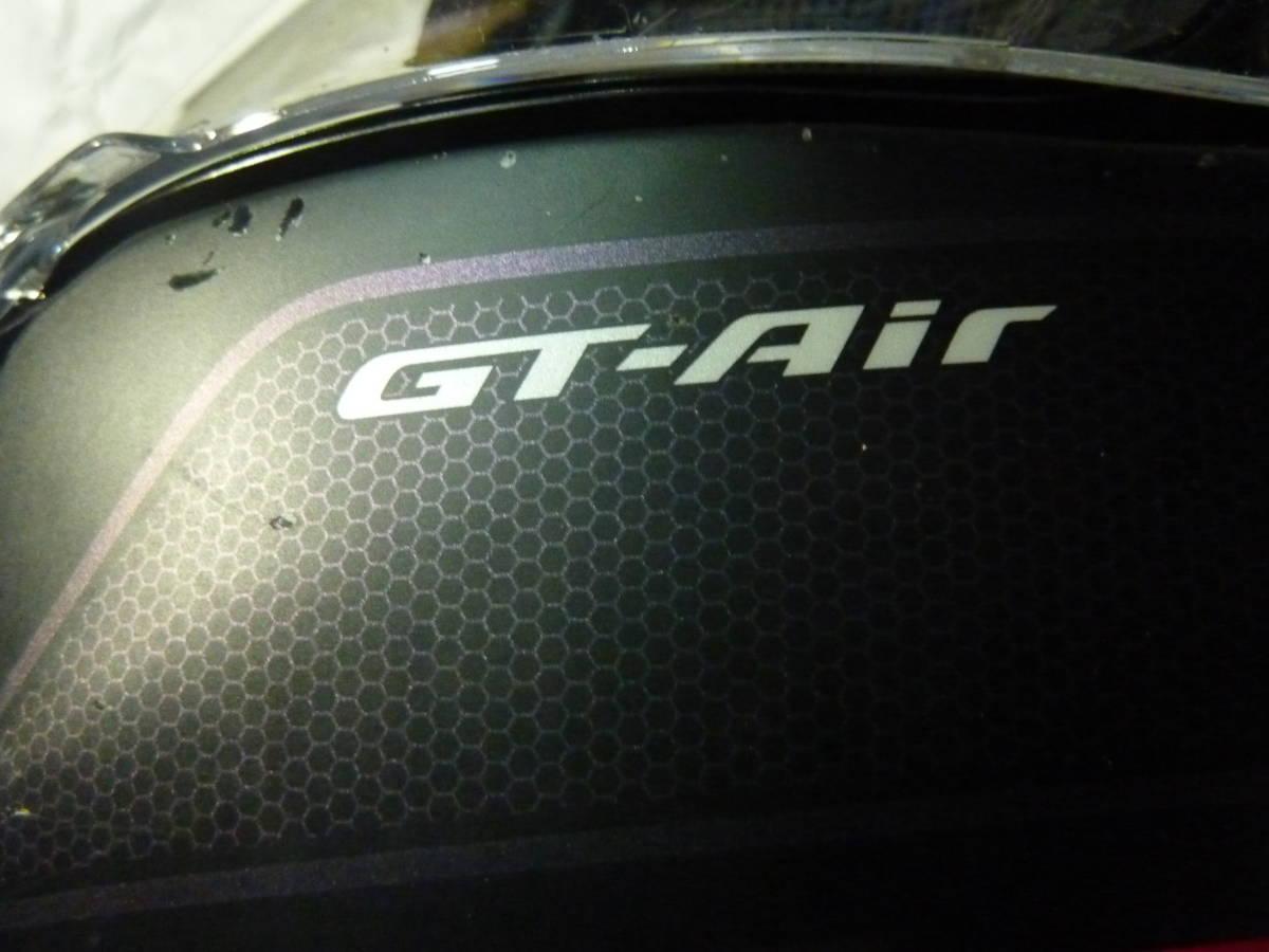 SHOEI フルフェイスヘルメット GT-Air Mサイズ ブラック_画像5