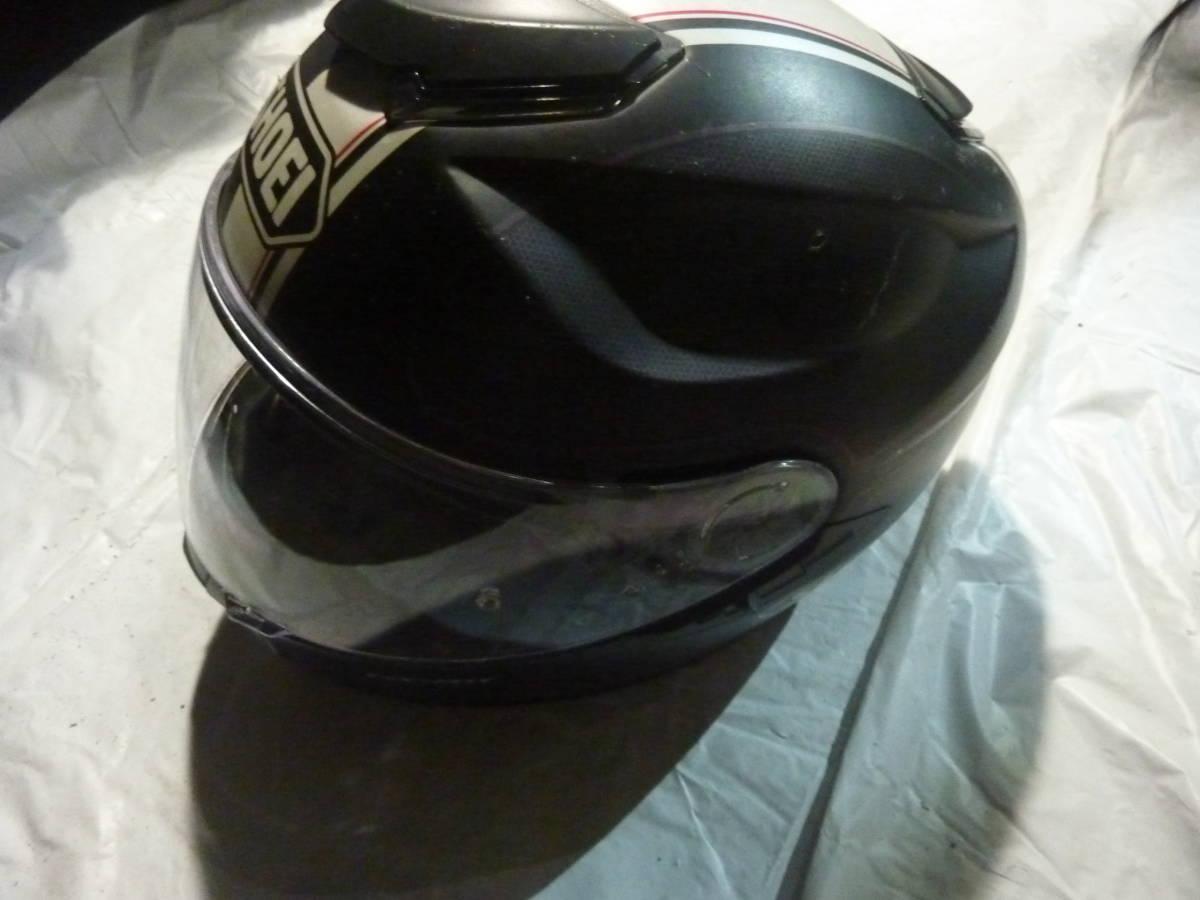 SHOEI フルフェイスヘルメット GT-Air Mサイズ ブラック_画像2