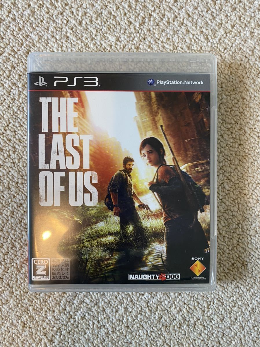 PS3 THE LAST OF US _画像1