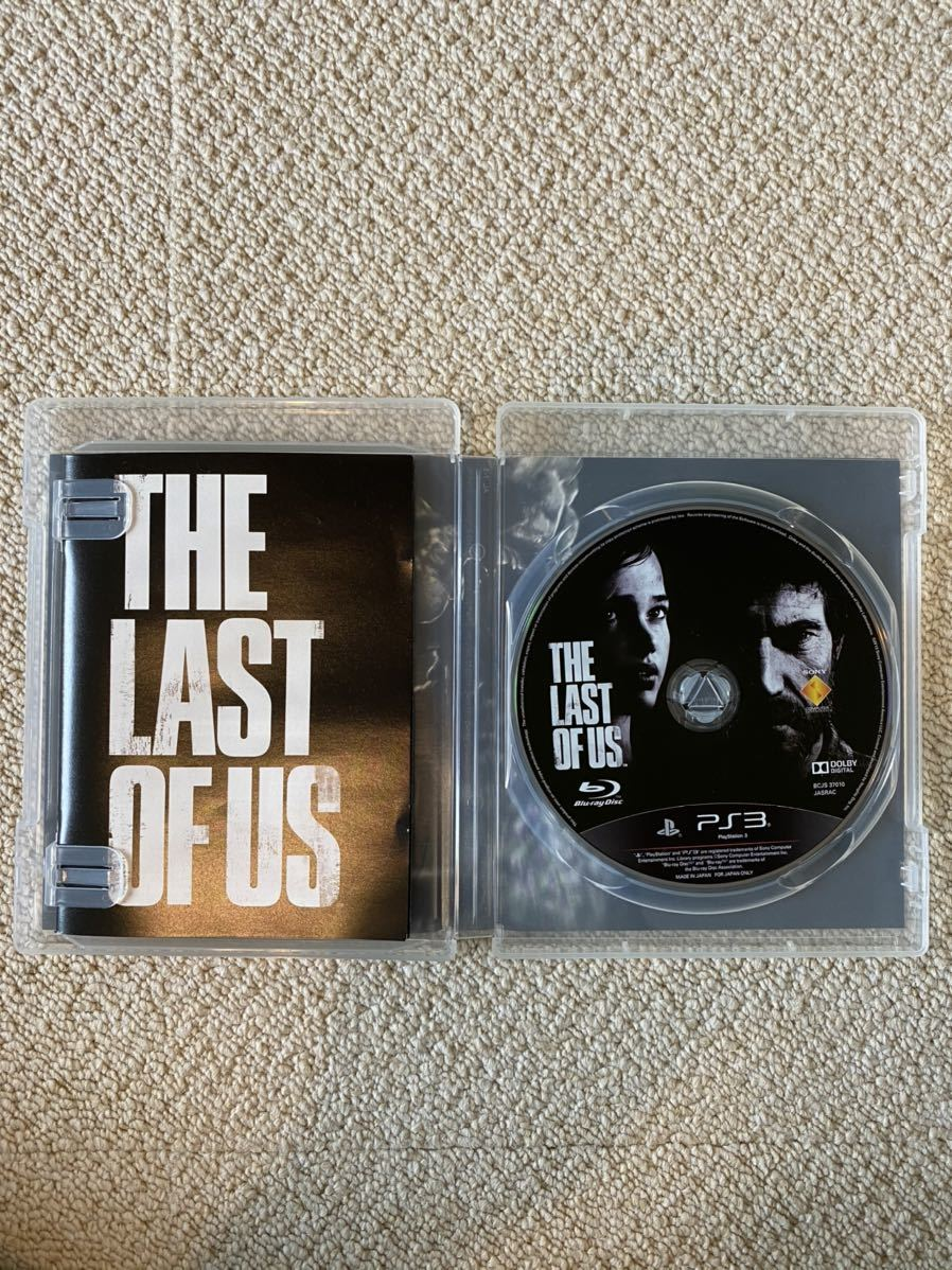 PS3 THE LAST OF US _画像2