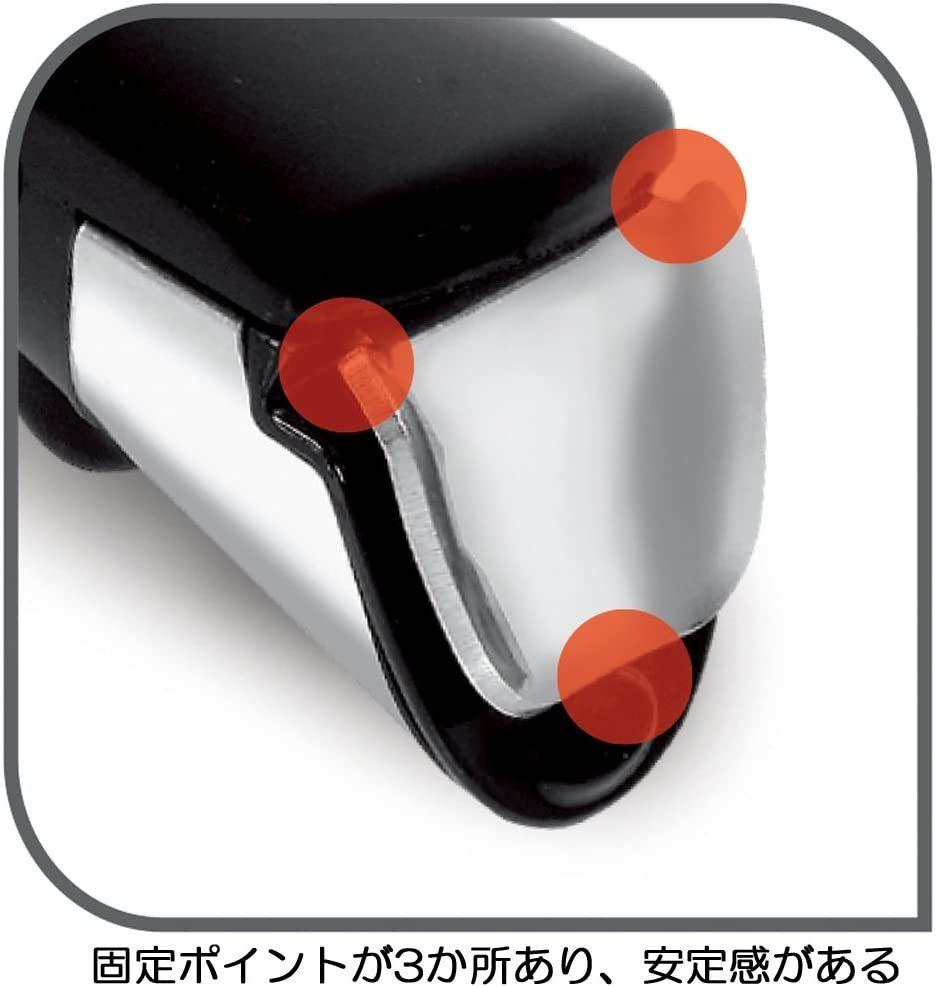 【送料無料】 ティファール 専用取っ手 ハンドル グロッシー・ブラック インジニオ・ネオ L99357 T-fal 黒