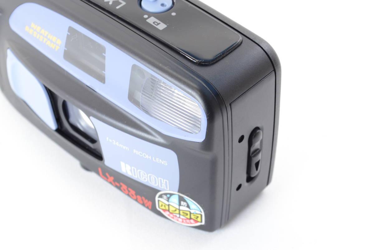 【ecoま】リコー RICOH LX-33sW DATE no.BS299470 コンパクトフィルムカメラ_画像2