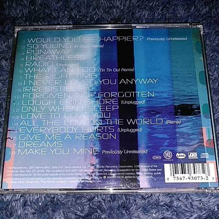 CD ザ コアーズ 「best of the CORRS」