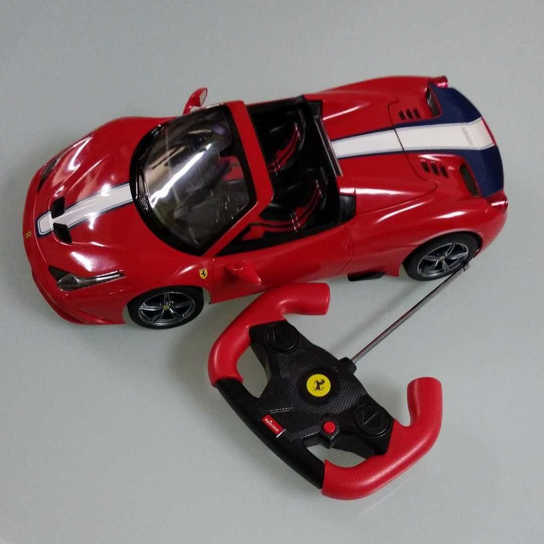 TX003 ラジコン フェラーリ 赤 レッド トミカ