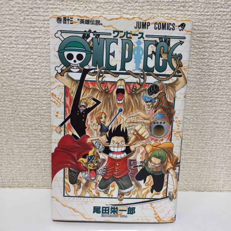 ONE PIECE 43/ワンピース43巻