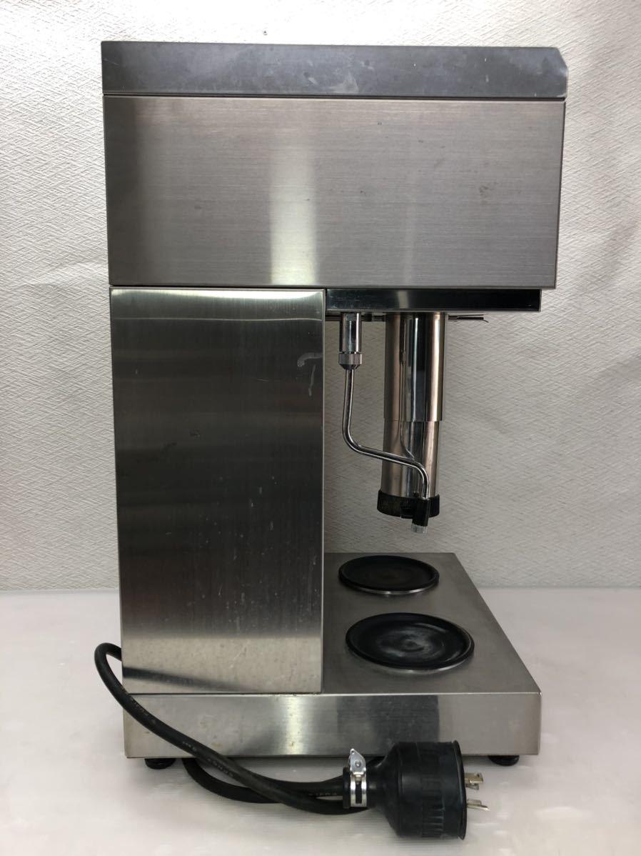 Kalita カリタ ◆ MICON COFFEE MACHINE ◆ Model HG-115 ◆業務用コーヒーマシン_画像2