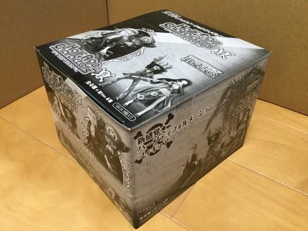 【未開封BOX】ワンピース/ONE PIECE★Half Age Characters Vol.1 2 3セット★ハーフエイジキャラクターズ デフォルメーションフィギュア_画像6