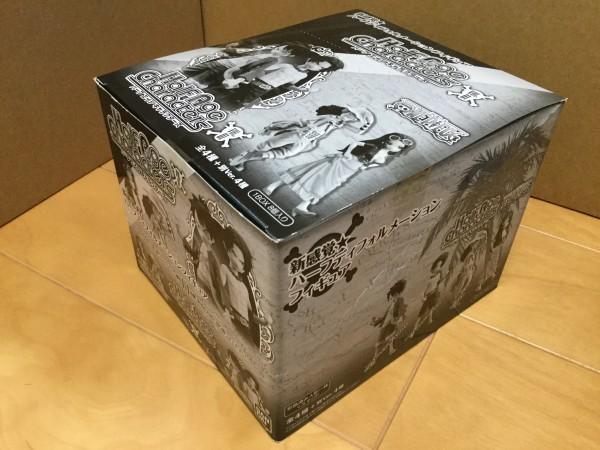 【未開封BOX】ワンピース/ONE PIECE★Half Age Characters Vol.1 2 3セット★ハーフエイジキャラクターズ デフォルメーションフィギュア_画像5