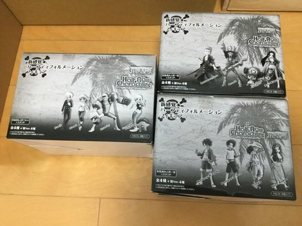 【未開封BOX】ワンピース/ONE PIECE★Half Age Characters Vol.1 2 3セット★ハーフエイジキャラクターズ デフォルメーションフィギュア_画像3