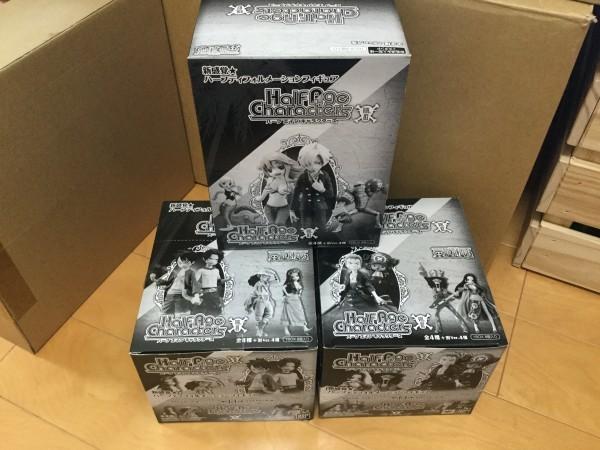 【未開封BOX】ワンピース/ONE PIECE★Half Age Characters Vol.1 2 3セット★ハーフエイジキャラクターズ デフォルメーションフィギュア_画像1
