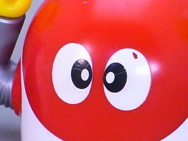 #45-9【日本栄養食品】ドラえもん・ドラミちゃん・8ちゃんのふりかけ容器のふた3個セット_画像5