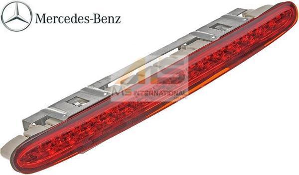 【M's】ベンツ AMG R230 SLクラス(F109966-)純正品 ハイマウントストップランプ(レッド)//正規品 C230 230-820-0856 2308200856_画像1