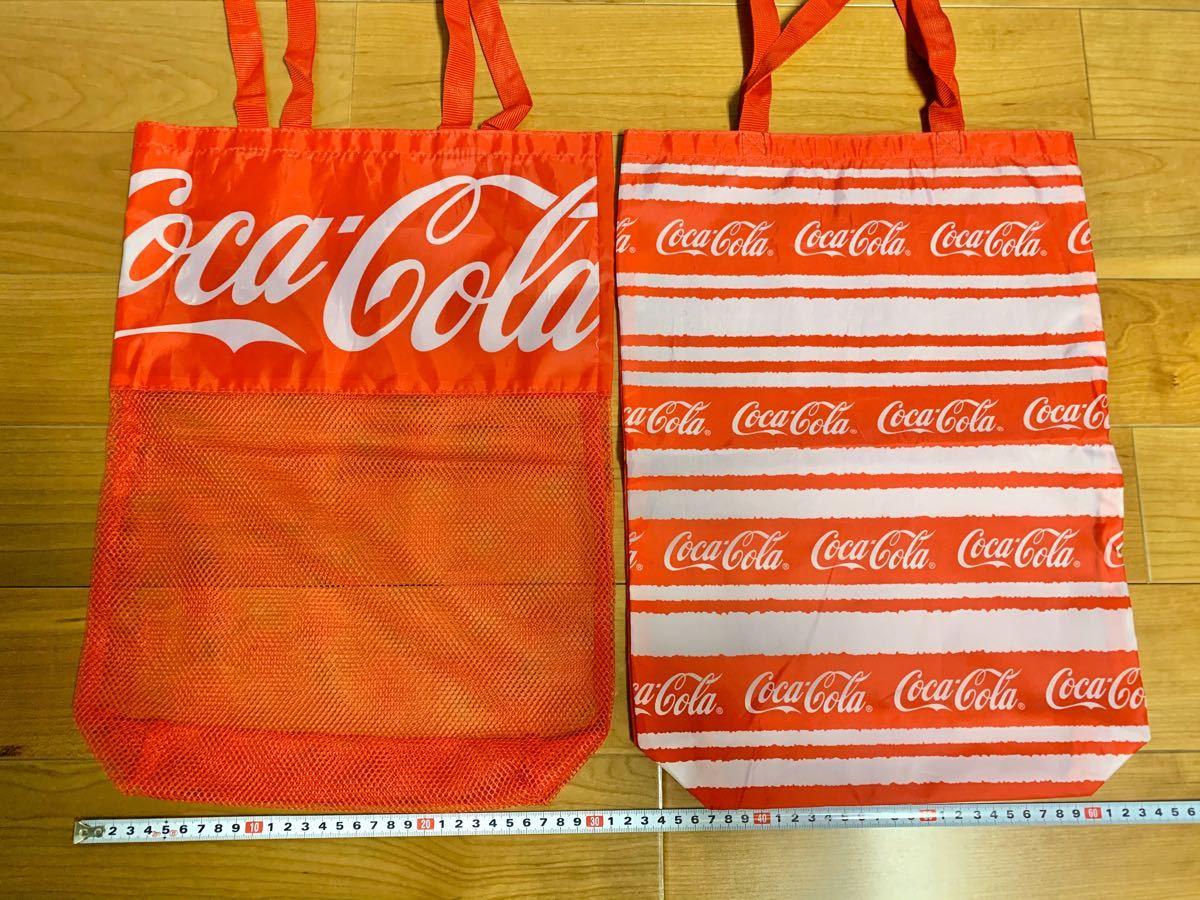 コカ コーラ エコバッグ ビニールバック トートバック