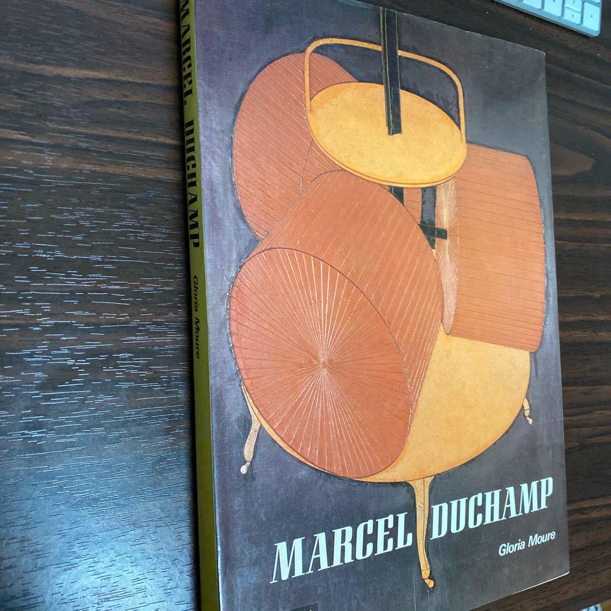マルセル・デュシャン marcel duchamp gloria moire ハードカバー_画像3
