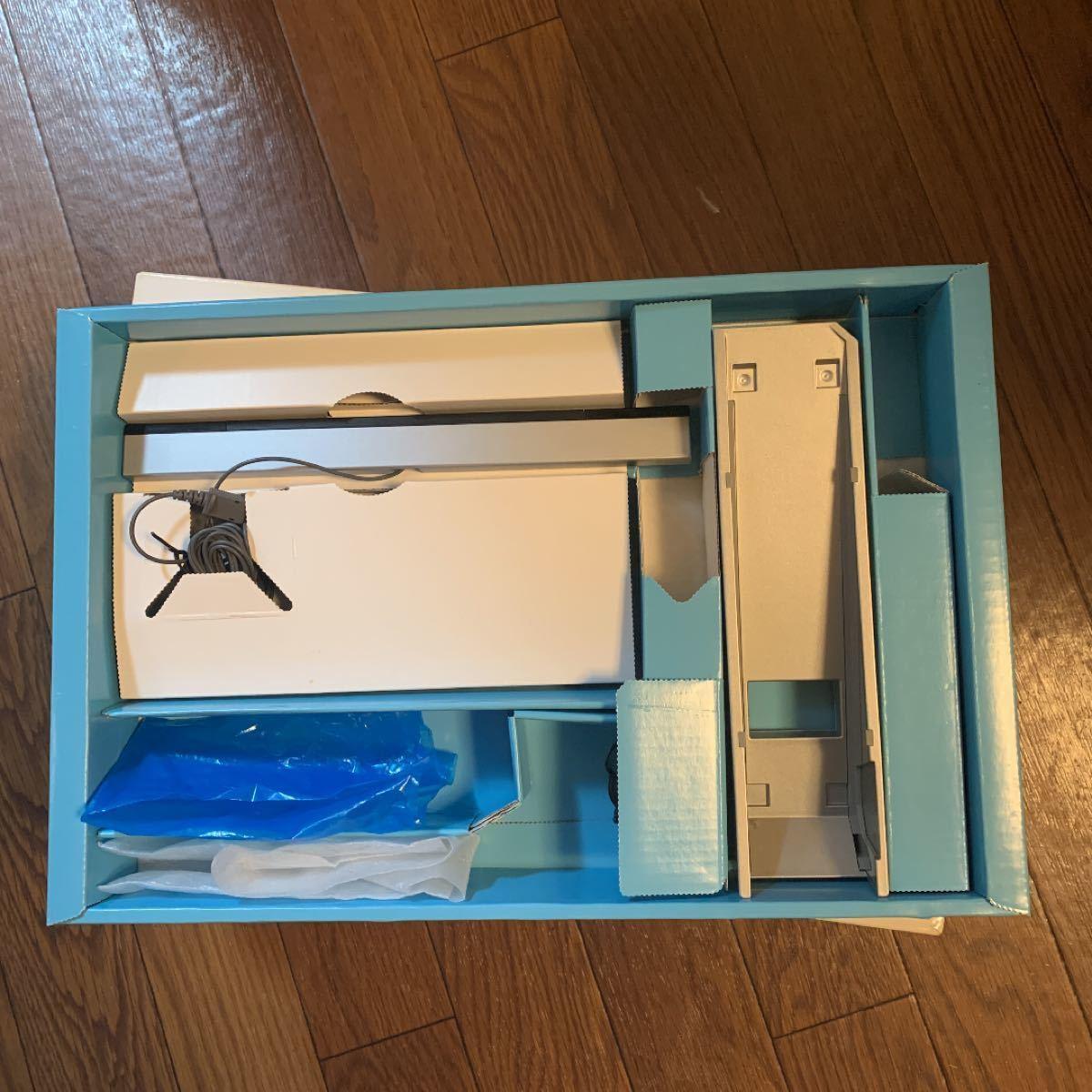 任天堂Wii Nintendo Wii シロ SONY