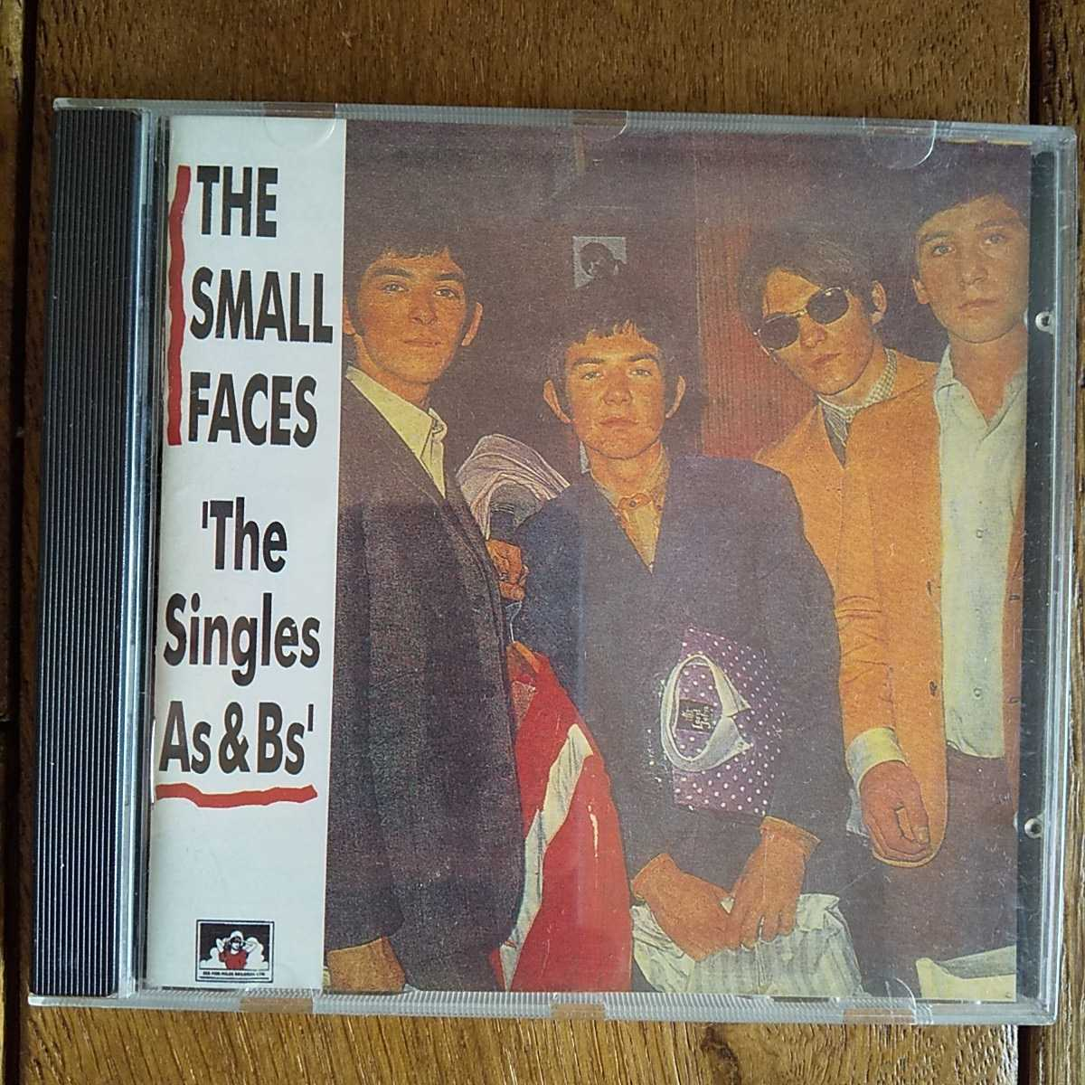 THE SMALL FACES/THE SINGLES As&Bs...plus(CD)輸入盤 SEE FOR MILES RECORDS スモールフェイセズ